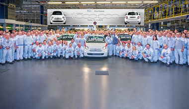 One and a half million Fiat 500s have rolled out of the FCA Poland plant in Tychy_img