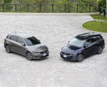 Fiat Tipo 5Doors and Fiat Tipo Station Wagon