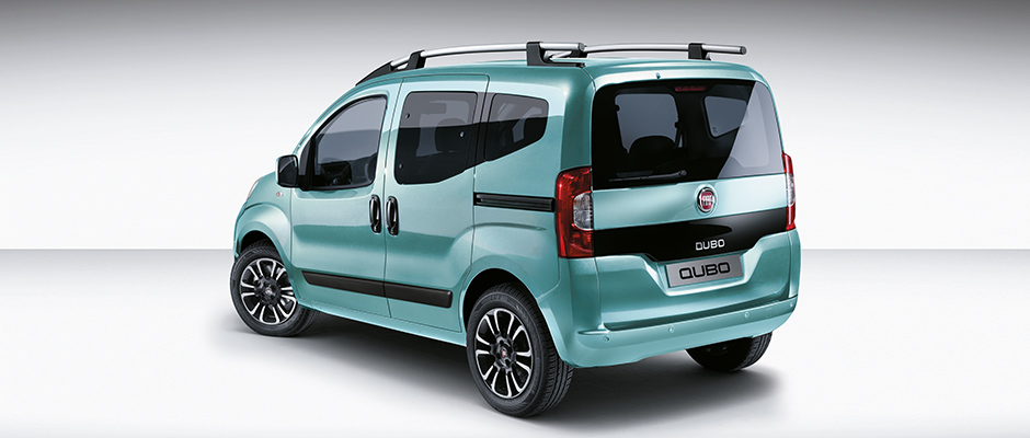 Qubo - Rear side
